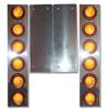 Stainless Steel Air Cleaner Light Kit