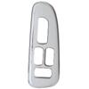 Chrome Plastic Window Accessories