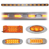 Stainless Steel Front Bumper Light Bar