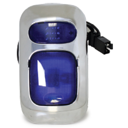Freightliner Dome Light Plastic Lens