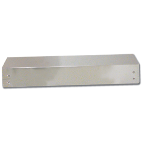 Stainless Steel Rear Frame Cover