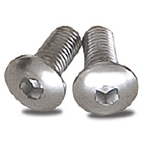 Chrome Window Crank Screw