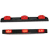 Small Rectangular Spyder LED Light Bars