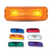 Rectangular 2 Bulbs Sealed Marker Lights