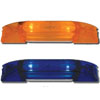 Turtle Style Two-Bulb Marker Lights