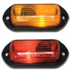 Oblong Marker Lights