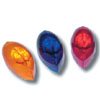 Tear Drop Style Marker Lights