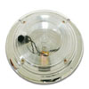 "5"" Chrome Plated Dome Light"