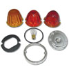 Replacement Screw In Glass Light Kit