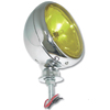 "Chrome Plated 6"" Utility Halogen Light"
