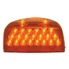 High Count Amber LED Turn Signal Light for Peterbilt