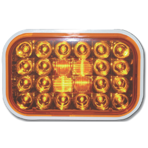 Rectangular Pearl LED Sealed Lights