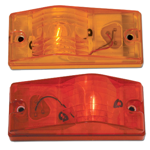 Mount Side Sealed Turn Signal Lights