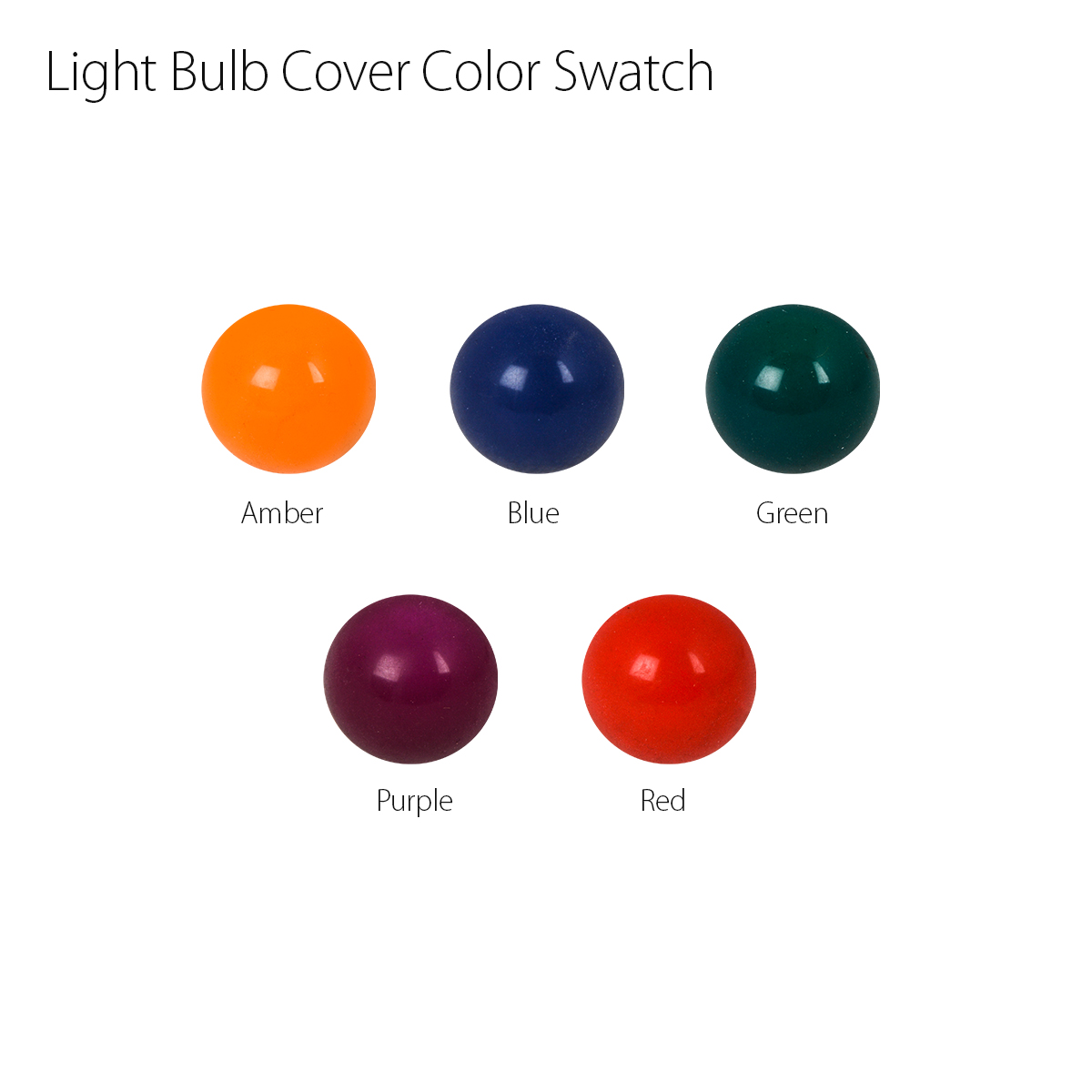 Medium Bulb Covers Grand General Auto Parts